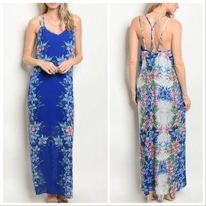 Dresses & Skirts - Lilly Resort Maxi Dress